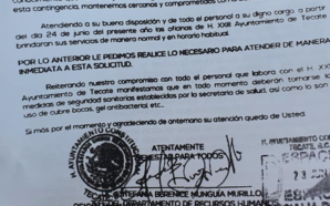 Exigen regresar a trabajadores de gobierno de Tecate sin ofrecer…