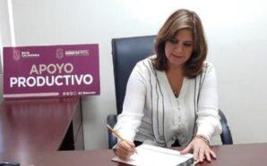 Lizzy Romero de regreso como delegada de SIBSO en Tecate