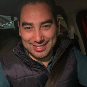 Kevin Tapia, Jefe de Reglamentos Tecate, B.C.