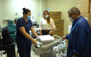 HG de Tijuana recibe donación de equipamiento médico de IEnova…