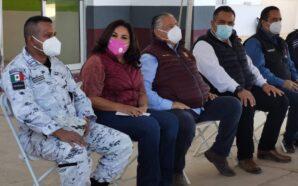 ENTREGAN INSTALACIONES DEL NUEVO MUNICIPIO DE SAN QUINTIN