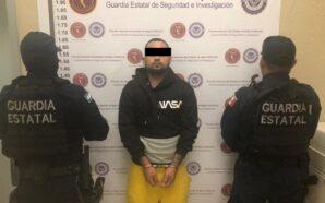 CAPTURA LA FGE A MIEMBRO DEL CRIMEN ORGANIZADO, Y A…