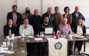Diputado Gera López expone ante Grupo 21 sobre la inseguridad…