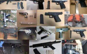El tráfico ilegal de armas