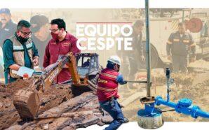 FINALIZA CONSTRUCCIÓN DE LA LÍNEA DE CONDUCCIÓN DE AGUA POTABLE…
