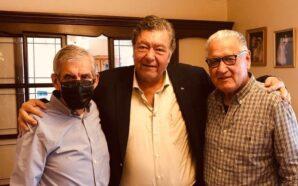 Se reúne Hank Rhon con priístas e integrantes del PES…