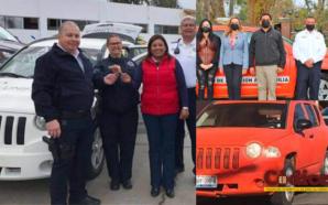Zulema Adams recicla automóvil y proyecto de administración de Nereida…