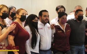 Ex diputado Gera López se incorpora a campaña de Morena