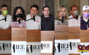 Once personas buscarán la Presidencia Municipal de Tecate