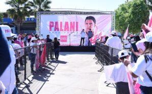 Apostando por la reconciliación, Paco Palani inicia campaña con Fuerza…