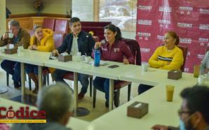 Se compromete Montserrat Caballero a cuidar del Parque Morelos para…
