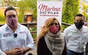 Marina del Pilar promete trabajar de la mano con Darío…
