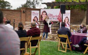 PROMOVER LA INVERSIÓN ES PRIORIDAD: MARINA DEL PILAR