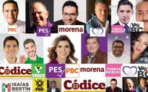 Ellos son los 31 candidatos que buscan representar a Tecate…