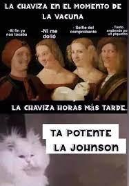 Ta potente la Johnson