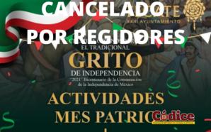 PROPONEN REGIDORES FIESTAS PATRIAS PARTICULAR PARA FUNCIONARIOS, DICEN NO A…