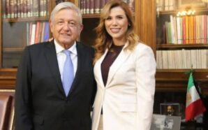 AMLO anuncia gira por Baja California; expresará apoyo a Marina…