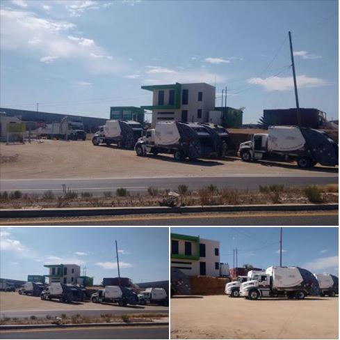 Servicio de recolección de basura interrumpido en Tecate