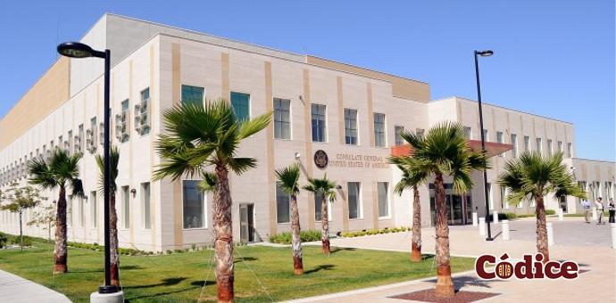 Se confirma amenaza de bomba en Consulado de E.E.U.U. en Tijuana