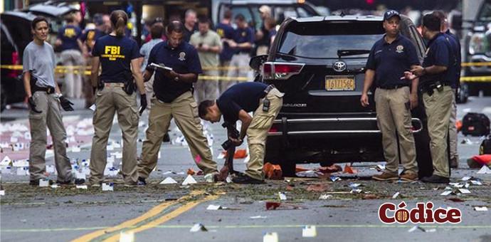 La explosión en Manhattan ya tiene responsable