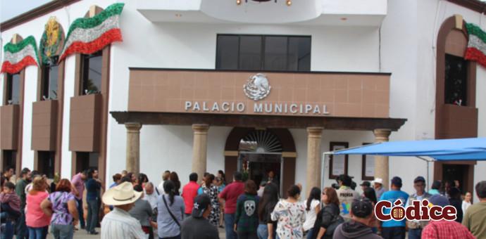 Antipatía en simulacro de sismo en Palacio Municipal de Tecate