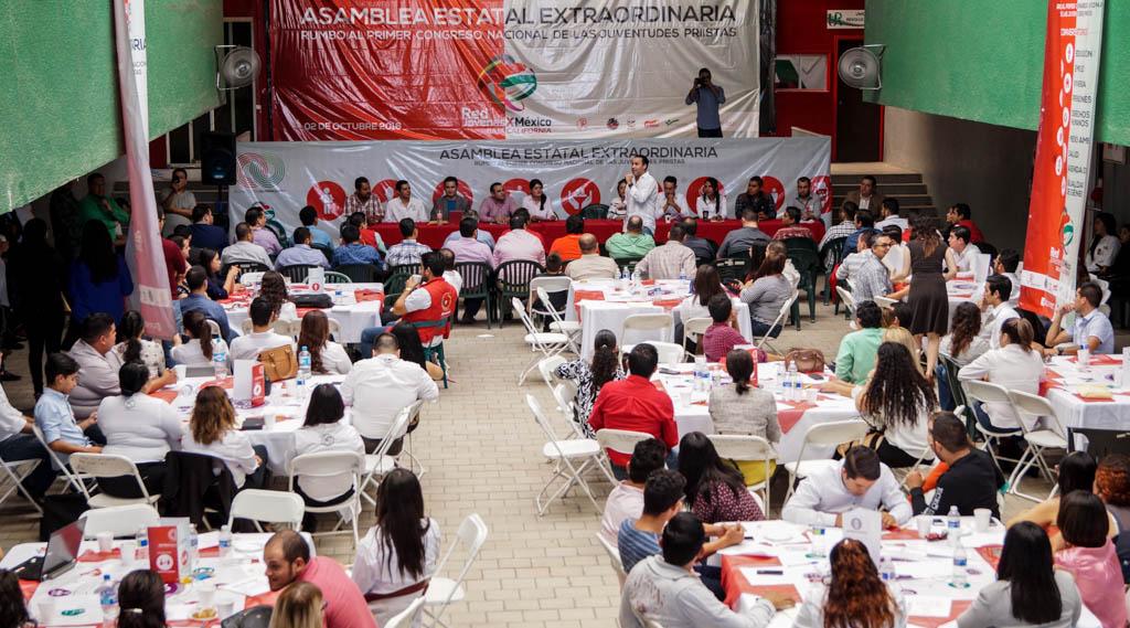 Asamblea Estatal Extraordinaria RJxMBC