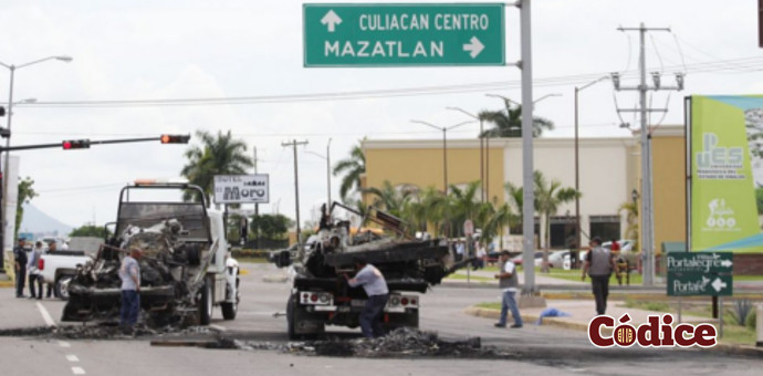 Mueren 5 soldados y 10 resultan heridos tras emboscada en Culiacan