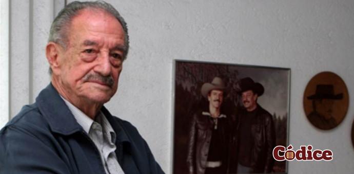 Murió Mario Almada a sus 94 años de edad