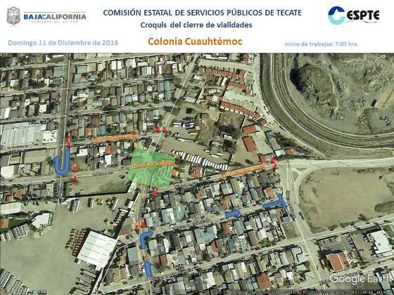 Domingo 11 de Diciembre sin agua potable a más de 50 colonias de ...