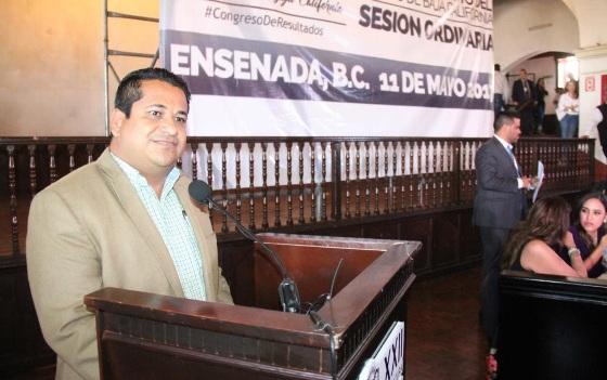 Propone diputado Benjamín Gómez reforma Ley de Educación