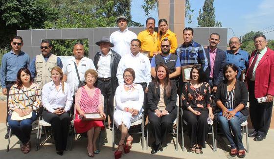 Se conmemoró el Día de la Libertad de Expresión en Tecate