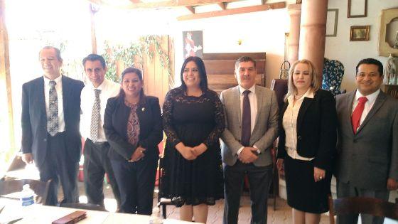 Judith Barona, nueva Presidente del Colegio de Abogados de Tecate A.C.