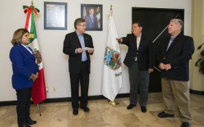 Nombra Gobernador Francisco Vega a Alfonso Padrés como Secretario de Infraestructura y Desarrollo Urbano del Estado