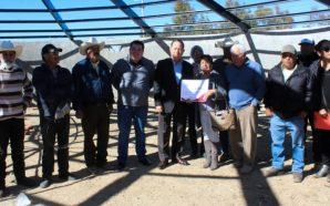DIF Tecate entrega apoyo económico para la construcción de Club de laAlegría en zona rural
