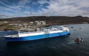 Reunión IP Ensenada con Grupo Internacional de Importadores de Gas Natural Licuado.