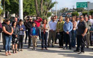 Protección Civil de Tecate conmemora 8vo. aniversario del sismo que afectó la capital del estado