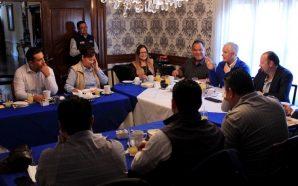 Jorge Ramos y Canainpesca acuerdan alianza estratégica para apoyar la pesca en BC