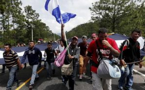 Vigilará Derechos Humanos tránsito de migrantes en México