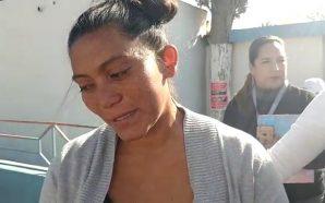Hermana de migrante hondureño atropellado en Tecate pide justicia