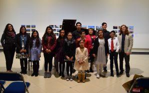 Recital de clausura de piano por alumnos de CEART Tecate