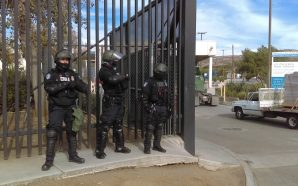 Ejercicio de CBP en garita de Tecate fue rápido