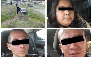 Policía Federal capturó a banda de asaltantes en Tecate