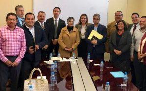 Asiste Presidenta Municipal a reunión con SHCP