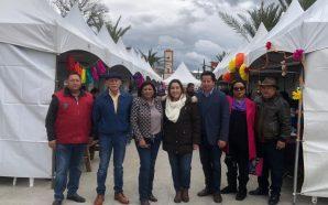 Celebran el Día de la Candelaria con la Feria del Tamal
