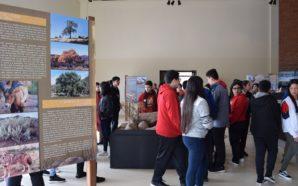 Presentación literaria y exposición: De lugares con historia, historias sin lugar en el lobby de CEART Tecate.