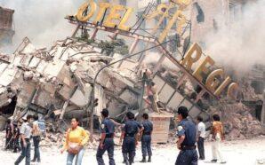 Un día como hoy, sismos 1985 y 2017