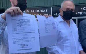 Denuncia penalmente, el ex gobernador Osuna Millán al gobernador Jaime…