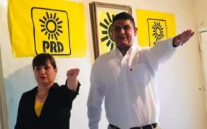 Nombran a Francisco Hernández Hoyos como nuevo dirigente del PRD…