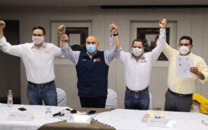 """Firma de intención para """"MEGA ALIANZA"""" contra MORENA en próximo…"""