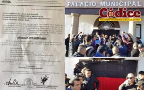 Convoca Sindicato de Burócratas para emplazamiento a huelga contra el…